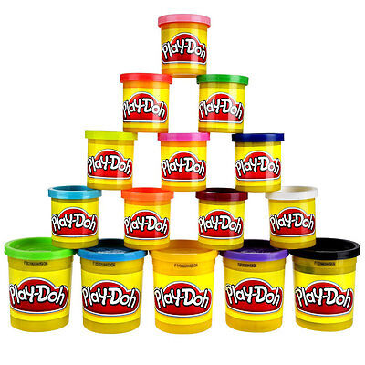 Play-Doh Mountain of Colour, Kids Modelling Dough Craft & Play Set