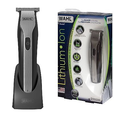 Wahl Lithium-Ion Precision T Blade Detailer Alternative Hair Shaver Trimmer NEW