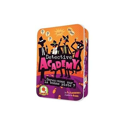 Detective academy - COCKTAIL GAMES - NEUF
