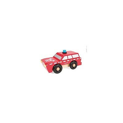 Kit Magnet SUV Pompiers - JANOD - NEUF
