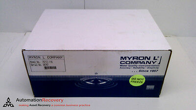 Myron L Company 757Ii-116, Analog Condutivity Monitor, 0-200 Ppm, New #221914