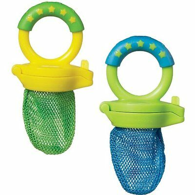 Munchkin Fresh Food Feeder Colors May Vary Pack of 2