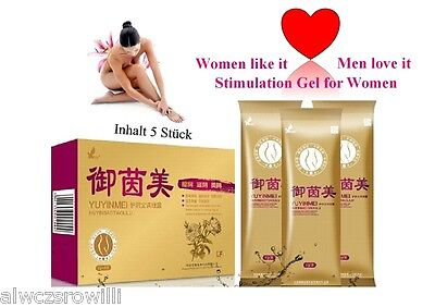 Stimulation Vagina Gel für Damen- jung und alt- Women + Man love it