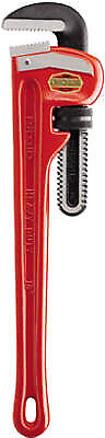 Ridge Tool 31000 Pipe Wrench, Cast Iron, 6-In.,  .75-In. Jaw Capacity