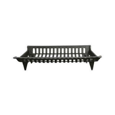 Ghp Group CG30 30-In. Cast Iron Fireplace Grate - Quantity 1