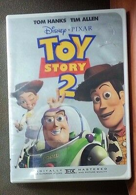 Disney-Pixar   Toy Story    2 DVD     LIKE NEW
