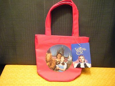 Wizard of Oz Collectible Kids Purse Warner Brothers Studio 1997