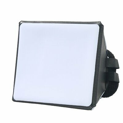 Pixco Universal Flashgun Diffuser Softbox for Canon Nikon Godox Speedlite Flash