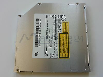" SuperDrive DVD Laufwerk 13"" 15"" MacBook Pro A1260 A1181  GSA-S10N  678-0565B"