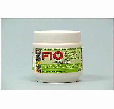 F10 Germicidal Barrier Ointment Prevent Bacteria And Fungal Infection In Wounds