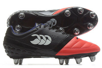 Canterbury Phoenix Club 8 Stud SG E22383 98A Rugby Boots Size UK 10