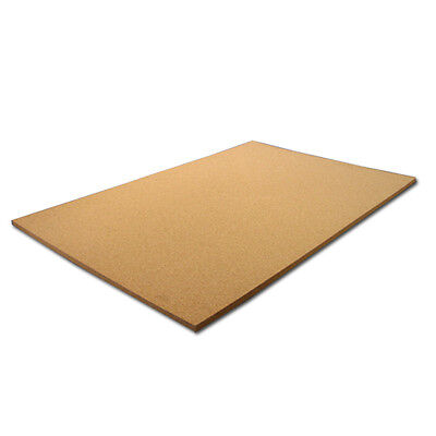 "24"" X 36"" X 1/8"" Plain Cork Sheet - 5 Pack"