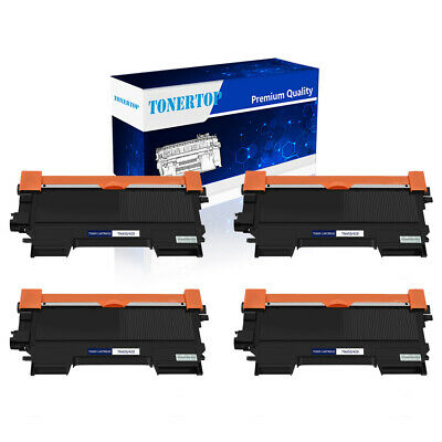4PK TN420 For Brother TN450 Toner Cartridge DCP-7060D DCP-7065DN MFC-7860DW