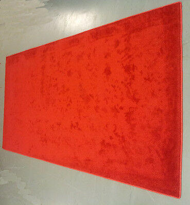 Red Carpet for Wedding Party Events Step and Repeat Backdrops 4' x 12'