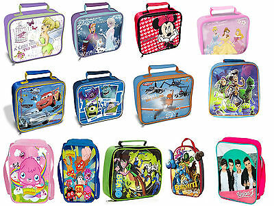 Disney TV Character Insulated Lunch Bag
