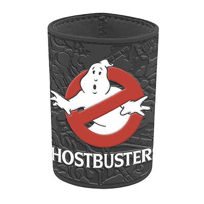 GHOSTBUSTERS Moulded Silicon Can Cooler No Ghost Design Fathers Day Gift
