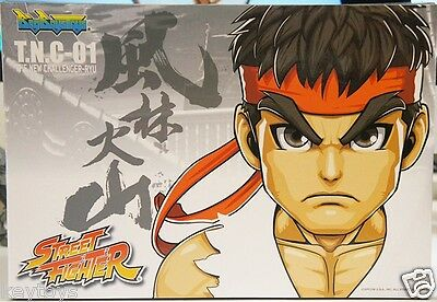 BigBoysToys Street Fighter The New Challenger T.N.C-01 RYU Figure Statue Capcom