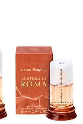 LAURA BIAGIOTTI MISTERO DI ROMA DONNA EDT NATURAL SPRAY VAPO - 25 ml