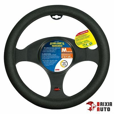 Air-Grip Nero Copri Volante In Tpe M D. 37/39 Cm Smart Subaru Suzuki