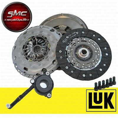 SEAT DUAL MASS FLYWHEEL + CLUTCH KIT LUK ORIGINAL 600001700 new