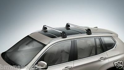 Genuine BMW X3 F25 Roof Bars