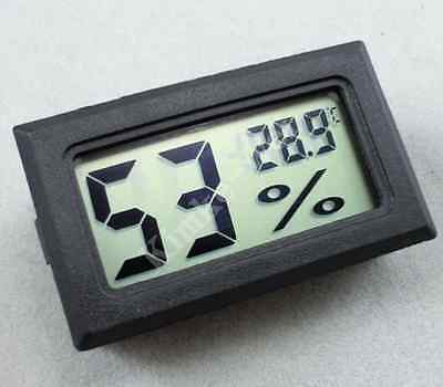 BK Mini Digital LCD Indoor Temperature Humidity Meter Thermometer Hygrometer a