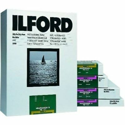 Ilford Multigrade FB Classic Gloss Variable Contrast Paper 8 x 10 25 Sheets
