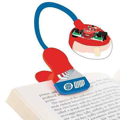 Disney Cars Francesco Booklight 100% Official Product