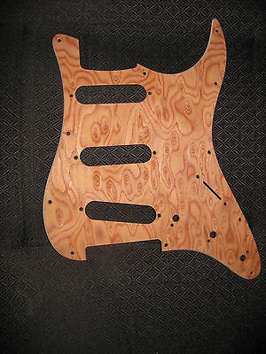 New Birds Eye Maple Pick Guard For A Stratocaster Electric Guitar