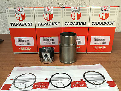 Renault 5 Gt Turbo New Engine Piston And Liner Set Complete Inc Rings 76.00Mm