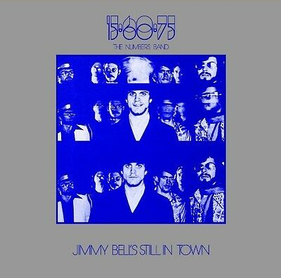 Jimmy Bells Still In Town - 15-60-75 (THE NUMBERS BAND) [LP]