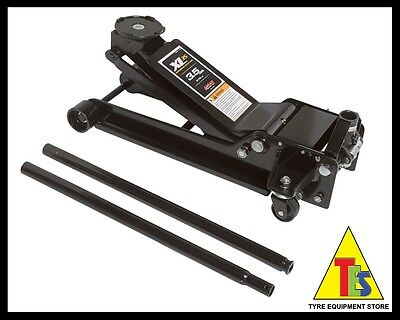 3.5 Ton Low Profile Professional Trolley Jack