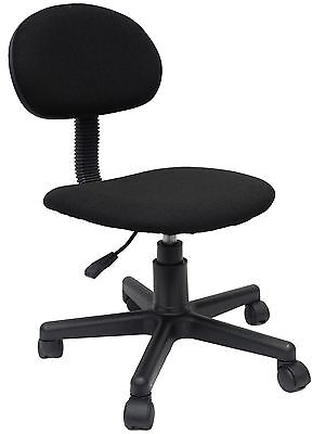 Homessity Black Office Chair Ergonomic Executive Computer Desk Task HC-8001