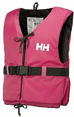 Helly Hansen Sport II Buoyancy Vest Aid 33818/145 Magenta NEW