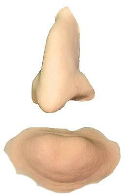 Morris WITCH NOSE AND CHIN FOAM LATEX