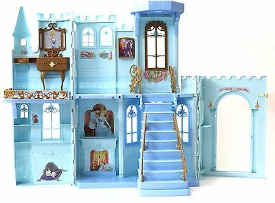 2004 Mattel Inc Disney Princess Cinderella Enchanted Evening Castle