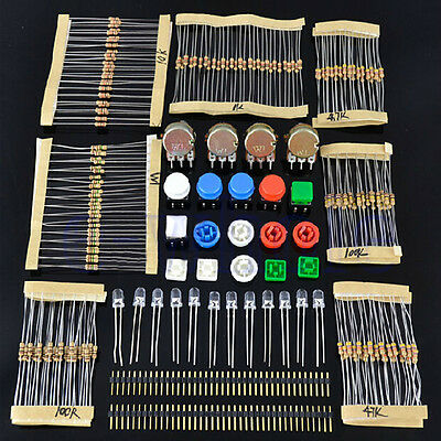 Electronics fans component package Kit For Arduino Sarter Courses DT