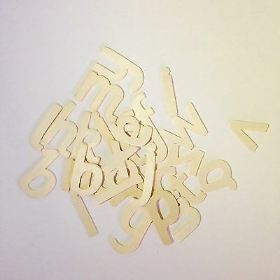 Wood Craft Letters - DIY creative