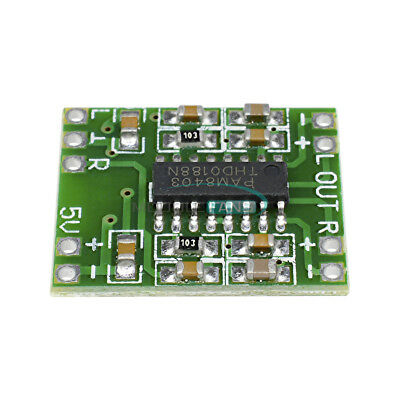 5PCS Digital Amplifier Board Class D 2*3W USB Power Mini PAM8403 Audio Module M