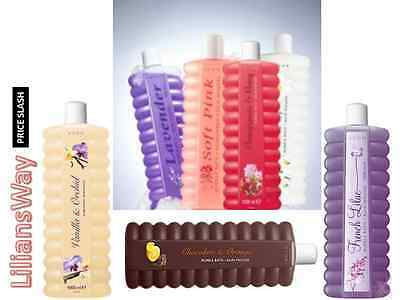 Avon 1000Ml Bubble Bath~Various Fragrances~Reduced To Clear~Sales