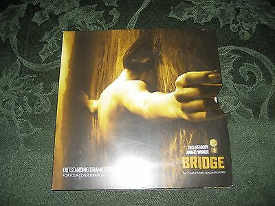 The Bridge FYC FX 4 DVD Set Complete First Season