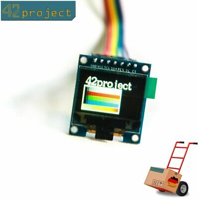 OLED color Display 6500 RGB farben 3.3v 5v Serial SPI 96*64px für Arduino Uno R3