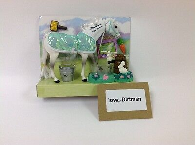 Grand Champions Magic Andalusian 50074 Horse Play Set Production Sample Used