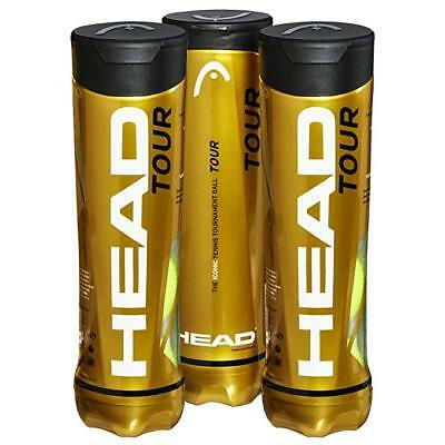 Head Tour Tennis Ball Available In Various Quantities Free Uk 48 Hr Tracked Post