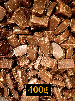 Pascall Pineapple Lumps Chocolate 400g Bulk - Lolly or Party Buffet