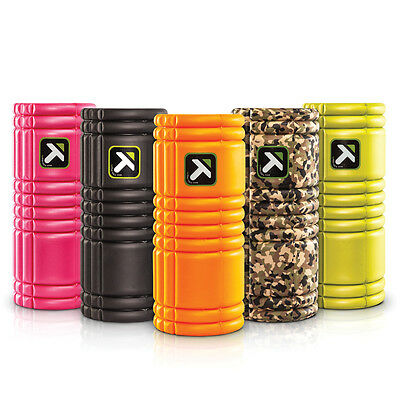 Trigger Point MASSAGE ,The Grid X V1 FOAM ROLLER THERA CANE MASSAGE / MUSCLETRAC