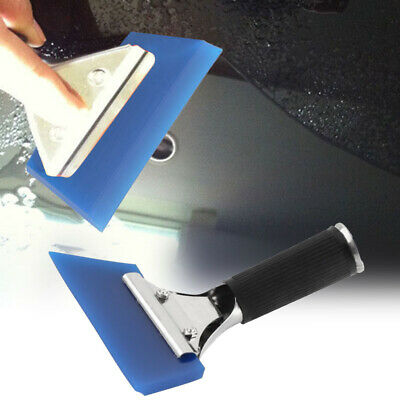 Auto Window Tint Tool Film Tinting Squeegee Razor Blade Scraper With Handle