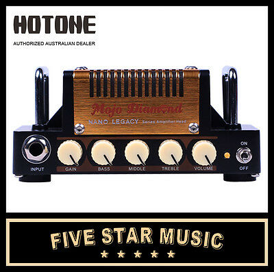 Hotone Mojo Diamond 5 Watt Mini Amp Ho-Mojo-Diamond - New In Box