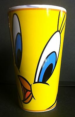 Collectible VINTAGE 1998 Warner Bros. Looney Tunes Tweety Bird Ceramic Mug Cup