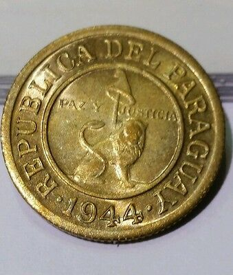 Paraguay 1944 50 Centimos